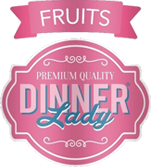 logo dinner lady fruits