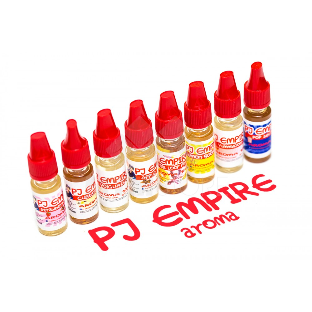 PJ Empire aróma na tvorbu e-liquidu www.e-smokes.eu