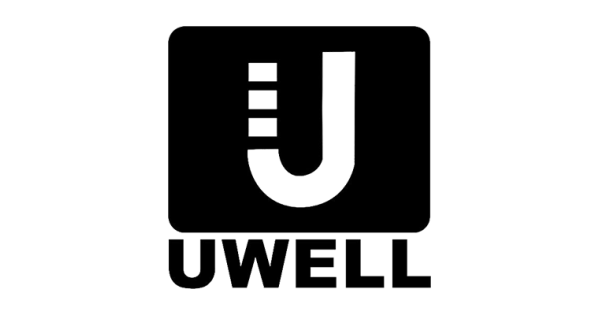 UWELL logo transparent