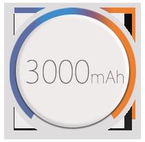 piktogram s kapacitou batérie