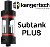 Kangertech SubTank Plus clearomizer 7,0 ml - čierny