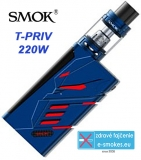 SmokTech full kit T-PRIV TC220W - modrý