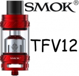 SmokTech clearomizer TFV12 Cloud Beast King - červený