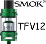 SmokTech clearomizer TFV12 Cloud Beast King - zelený