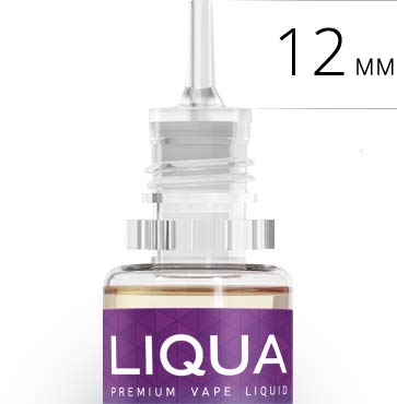 LIQUA Elements DARK TOBACCO 10ml 12mg nikotínu