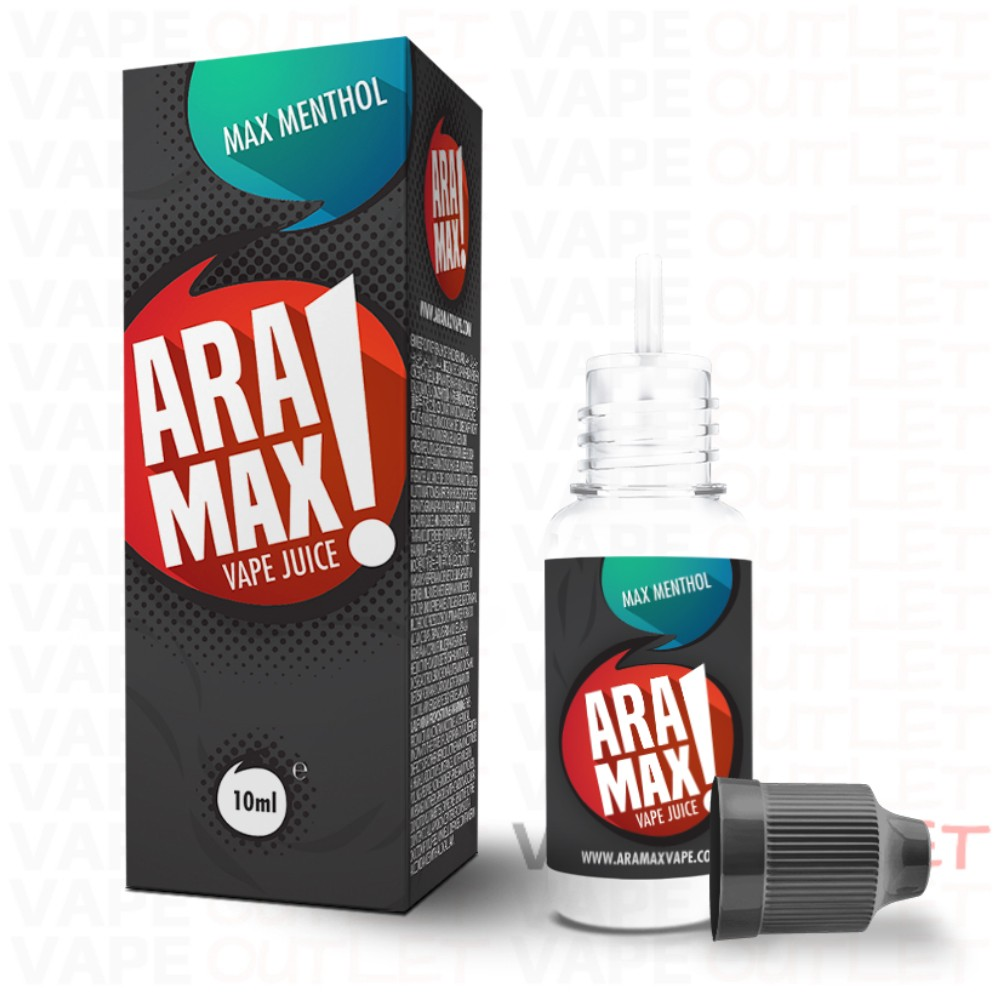e-liquid ARAMAX Max Drink 10ml - 6 mg