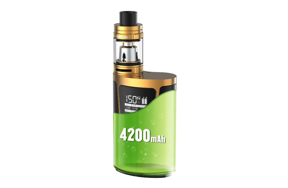 SmokTech full kit G150 - zelený