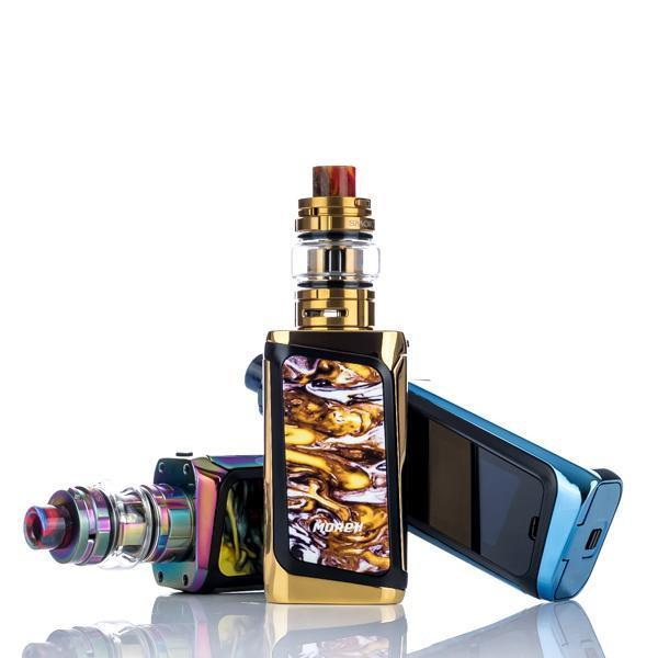 Smoktech full Kit MORPH 219W +TF Tank - Black and Gold