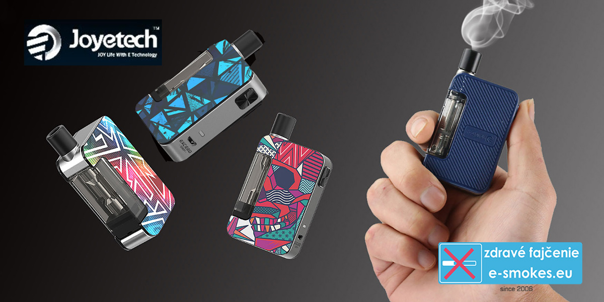 Joyetech Exceed Grip 1000mAh - Rainbow Tattoo
