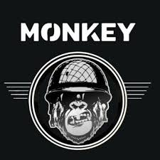 MONKEY aróma Shake & Vape BLUE LEMON BALL 12ml