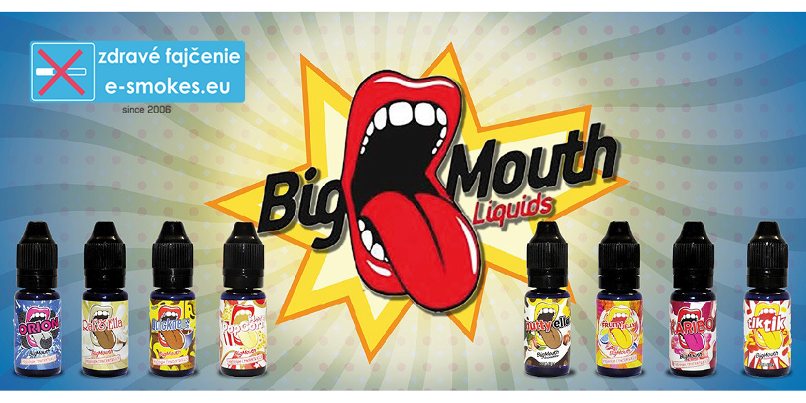 Big Mouth aróma Classical BEAST MELON KICK 10ml