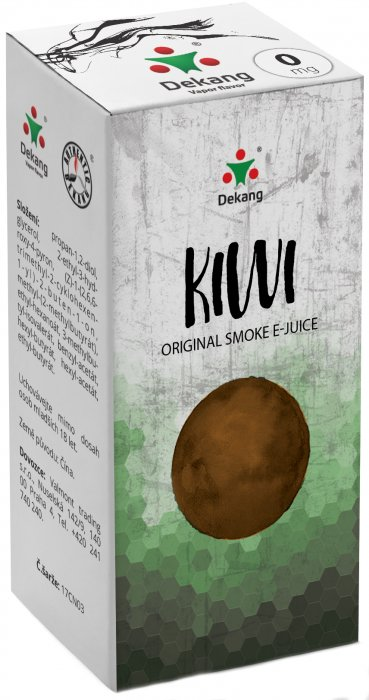 e-liquid Dekang Kiwi 10ml - 0mg