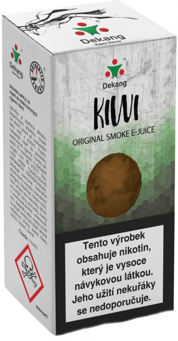 e-liquid Dekang Kiwi 10ml - 6mg