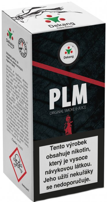 e-liquid Dekang PLM 10ml - 6mg
