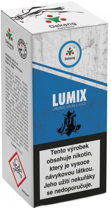 e-liquid Dekang LUMIX 10ml - 16mg