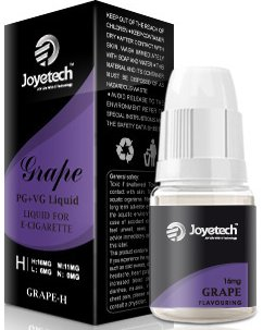 e-liquid Joyetech Grape 10ml 0mg (Hrozno)