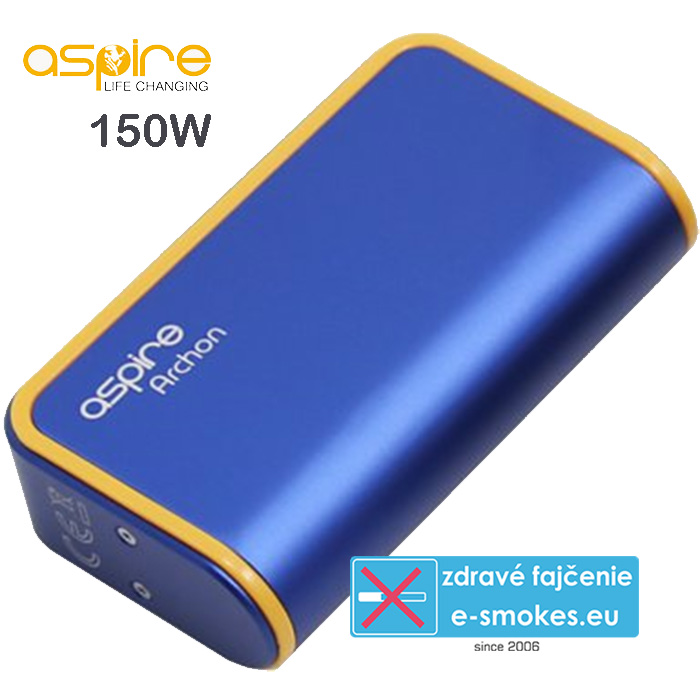 aSpire Mod grip Archon TC150W - navy blue