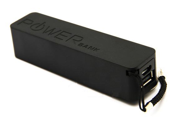 Trust A5 Power bank 5000mAh čierna