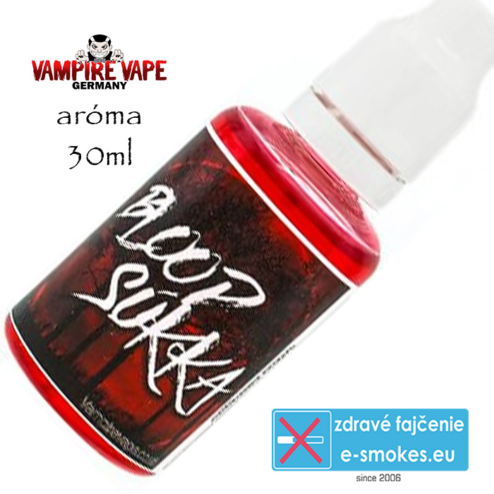 Vampire Vape príchuť Blood Sukka – 30ml