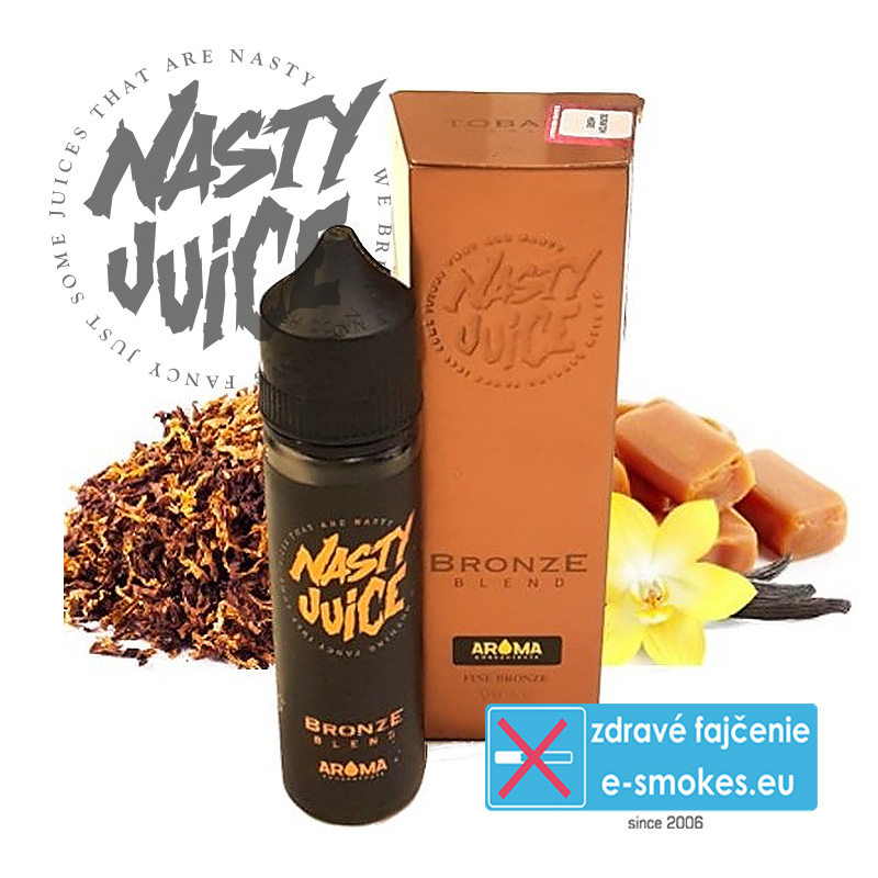 NASTY JUICE aróma Toabacco S&V Tobacco Bronze 20ml