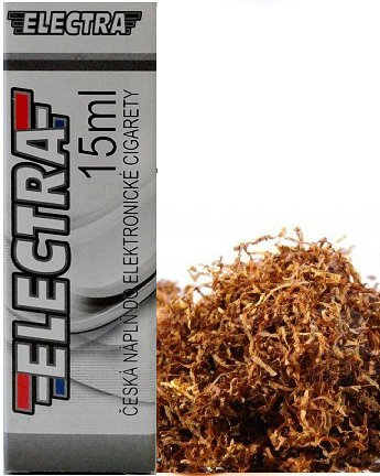 e-liquid Electra Eastern Tobacco 15ml 0mg