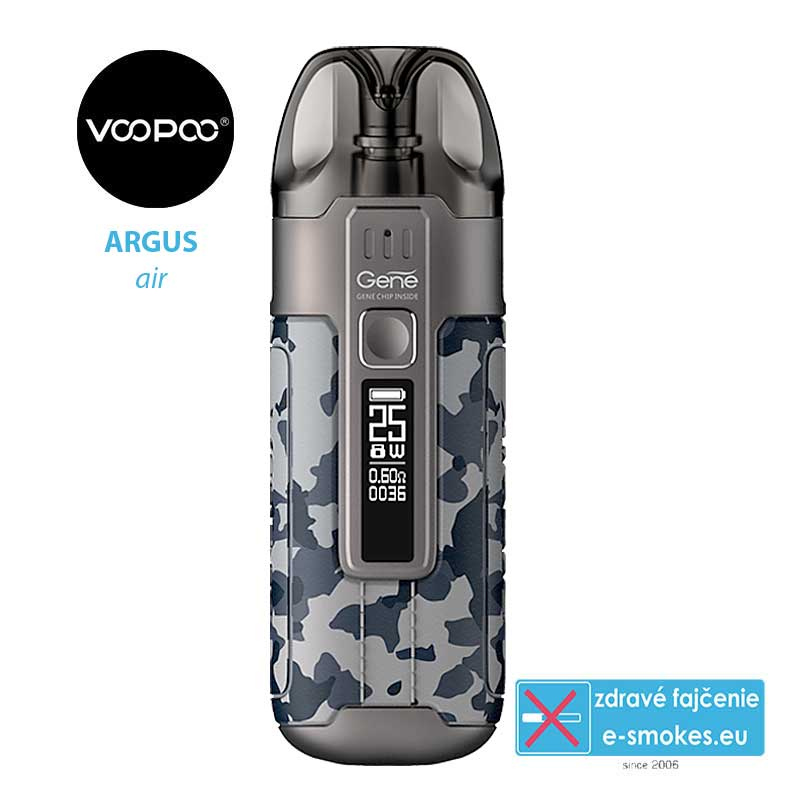 VOOPOO Argus Air 900mAh - Snow Land Camouflage