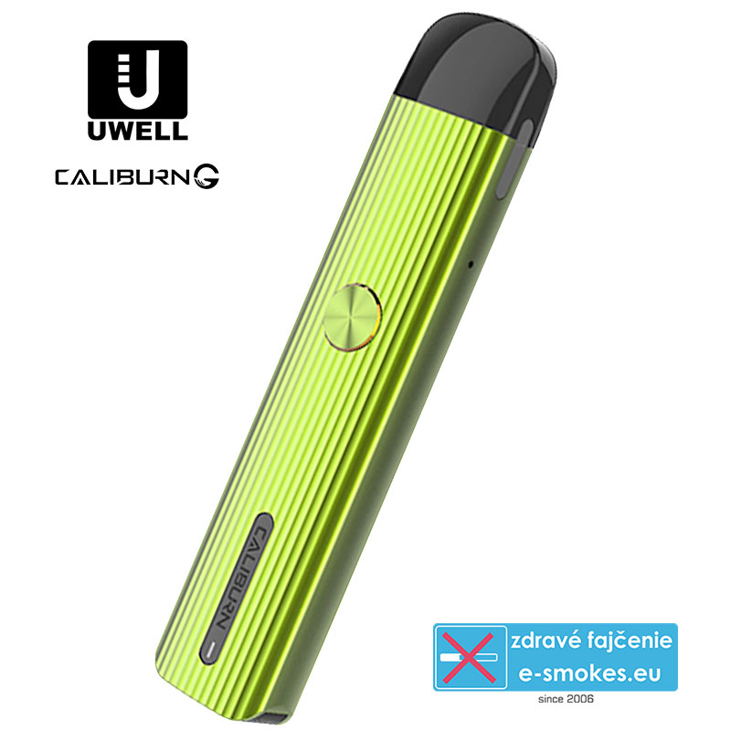 UWELL CALIBURN G 690mAh - Green