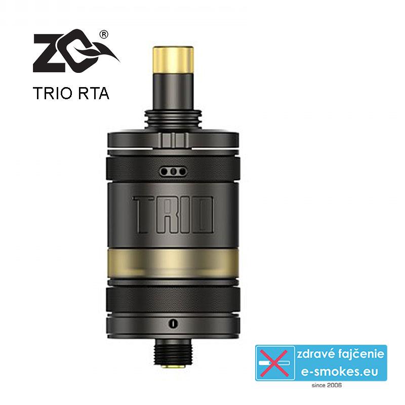 ZQ Trio MTL RTA Atomizer 2ml