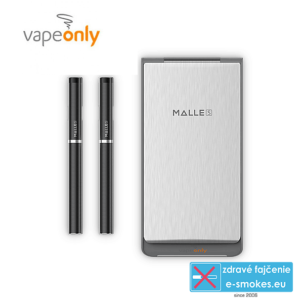 VapeOnly Malle PPC Kit2x180mAh + 2250mAh - black grey