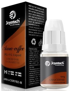 e-liquid Joyetech Ama-coffee 10ml 11mg (Káva s mandľami)