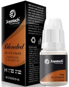 e-liquid Joyetech Blended 10ml 16mg (Zmes tabaku)