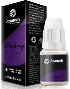 e-liquid Joyetech Blueberry 10ml 11mg (Čučoriedka)