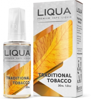 LIQUA Elements Turkish Tobacco 30ml-0mg (Turecký tabak)