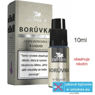 Liquid EMPORIO Blueberry 10ml - 12mg