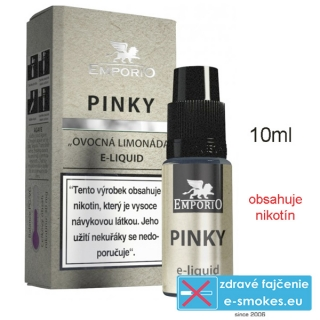 Liquid EMPORIO Pinky 10ml - 15mg