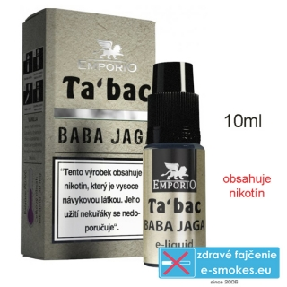 Liquid EMPORIO Baba Jaga 10ml - 15mg
