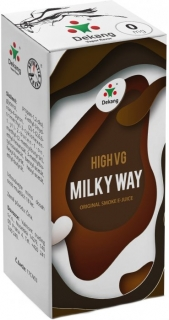e-liquid Dekang High VG Milky Way 10ml - 6mg (Mandľový cheesecake)
