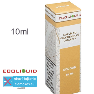 Ecoliquid e-liquid ECODUN 10ml 6mg