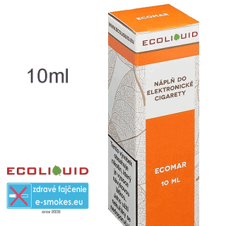 Ecoliquid e-liquid ECOMAR 10ml 6mg