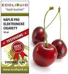 Ecoliquid e-liquid Sour Cherry 15ml 18mg