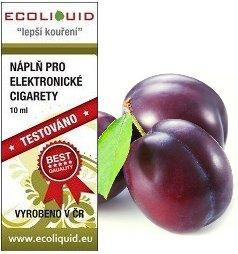 Ecoliquid e-liquid Plum 15ml 18mg