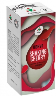e-liquid Dekang High VG Shaking Cherry 10ml - 6mg (Koktejlová čerešnička)