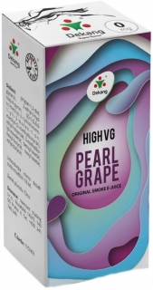 e-liquid Dekang High VG Pearl Grape 10ml - 6mg (ľadové hrozno)