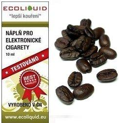 Ecoliquid e-liquid Coffee 15ml 18mg