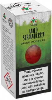 e-liquid Dekang Wild Strawberry 10ml - 6mg (Lesná jahoda)