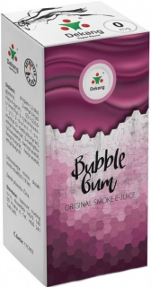 e-liquid Dekang BUBBLE GUM Menthol 10ml - 18mg (mentolová žuvačka)