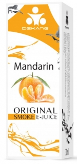 e-liquid Dekang Mandarin 10ml - 11mg (mandarinka)