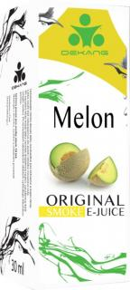e-liquid Dekang Melon 10ml-11mg (žltý melón)