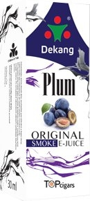 e-liquid Dekang Plum 10ml-11mg (slivka)