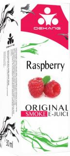 e-liquid Dekang Raspberry 10ml - 11mg (Malina)